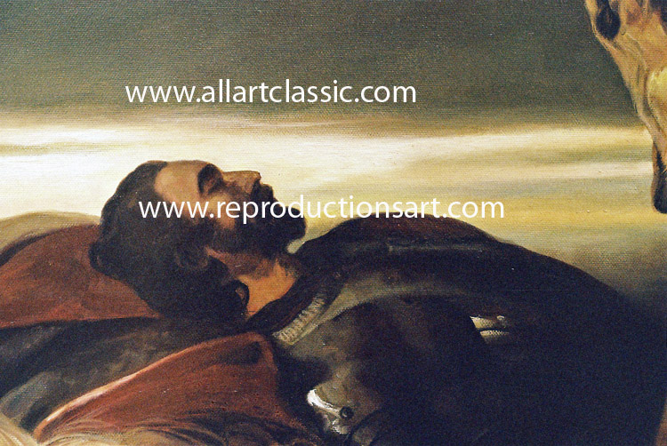 Oil Painting Reproductions Edwin Henry Landseer Paintings