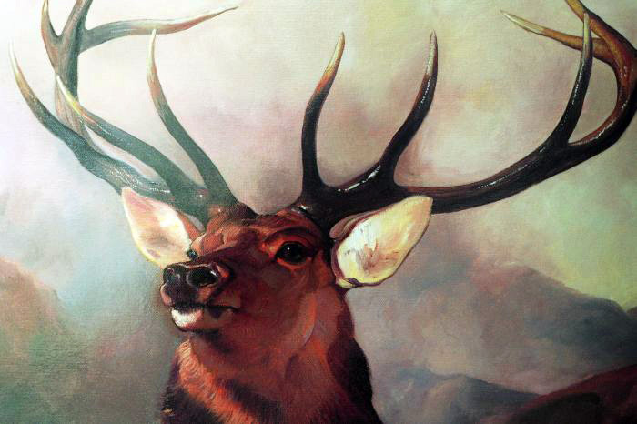 Oil Painting Reproductions Edwin Henry Landseer