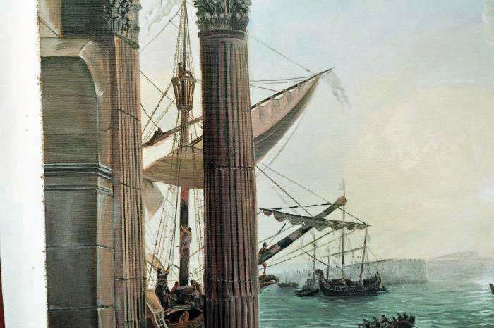 Oil Painting Reproductions Claude Lorrain