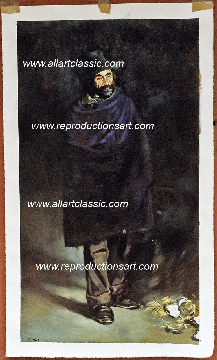 Edouard Manet Painting Work sample