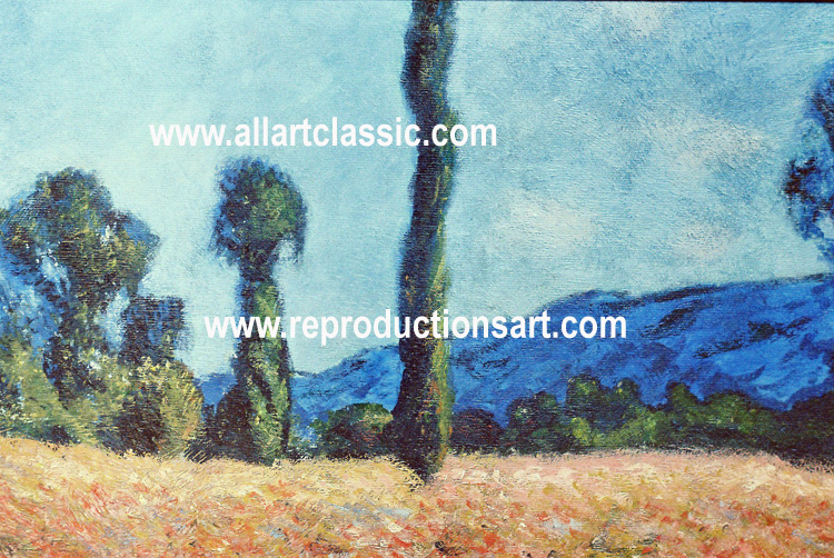 Oil Painting Reproductions Claude Monet