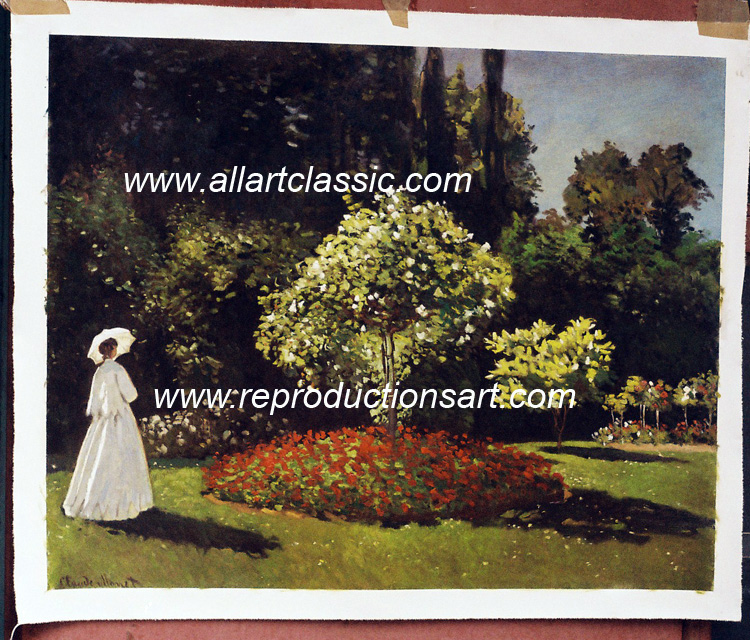Oil Painting Reproductions of Claude Monet