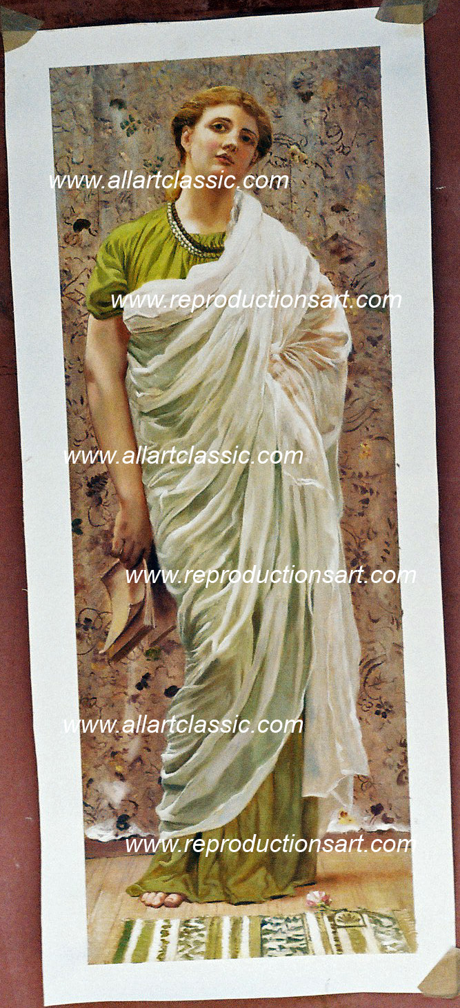 Albert Joseph Moore Painting Work sample