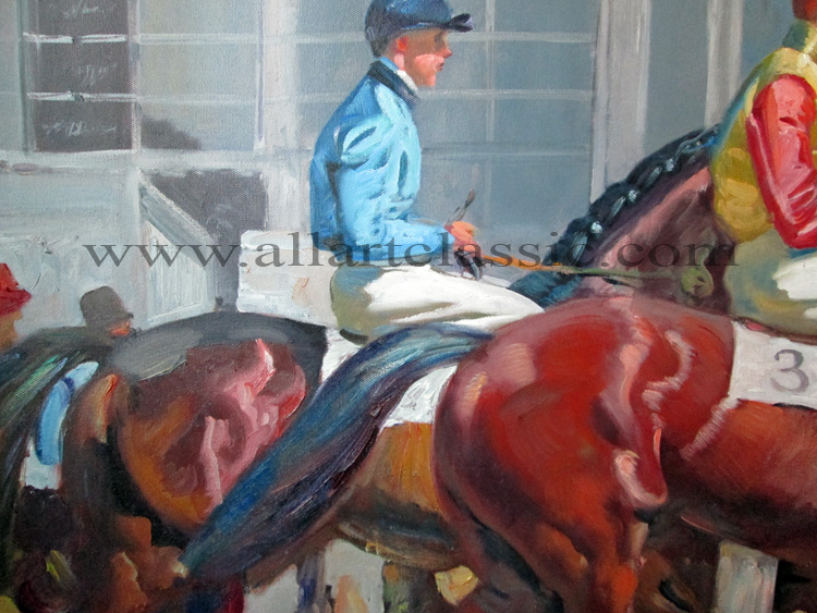 Oil Painting Reproductions Alfred Munnings