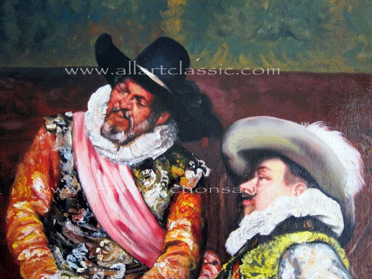Art Reproductions Oil-Painting-Lesrel-S_A. Our Oil Painting Reproduction -Zoom Details