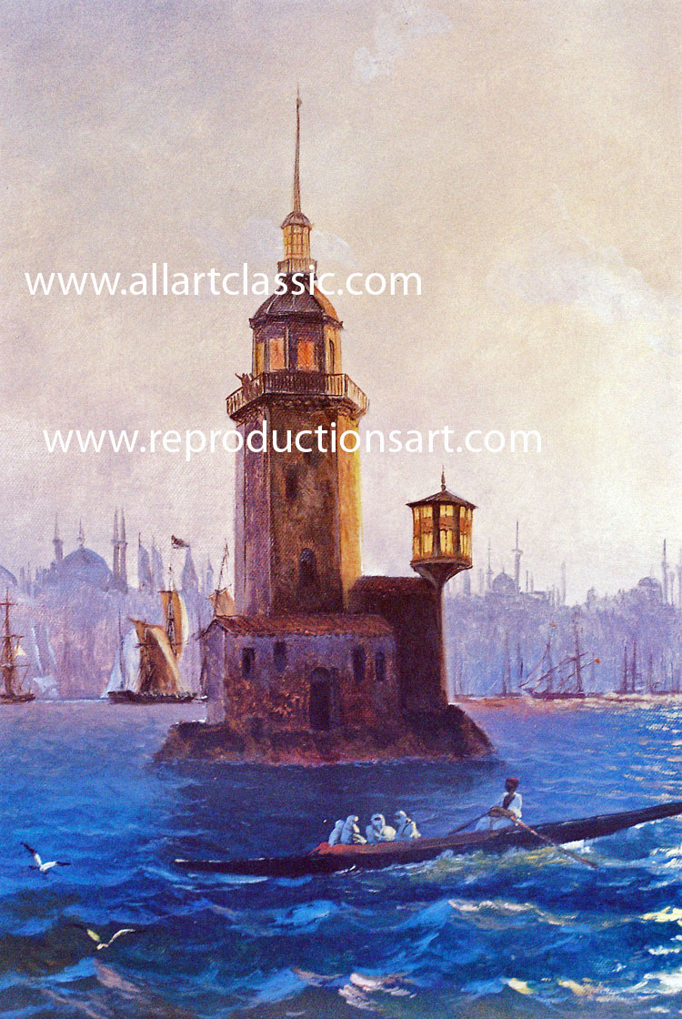 Oil Painting Reproductions Ivan Aivazovsky