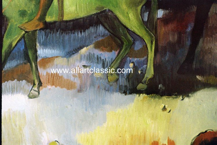 Oil Painting Reproductions Paul Gauguin Paintings