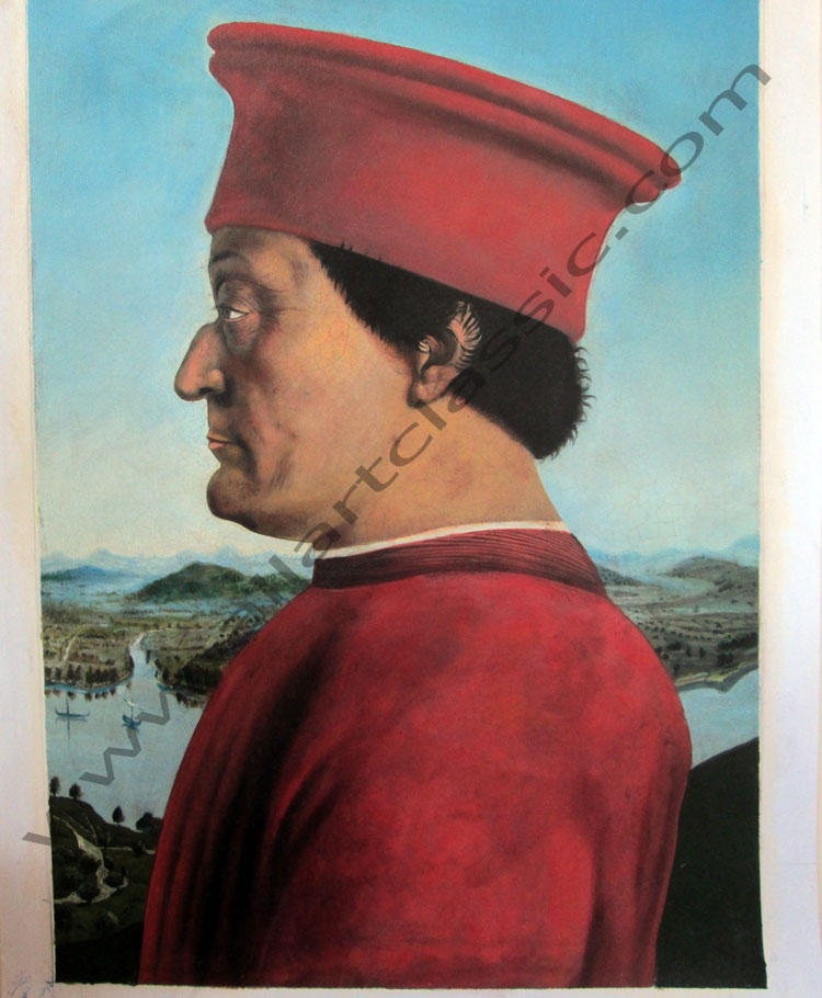 Piero della Francesca Painting Work sample