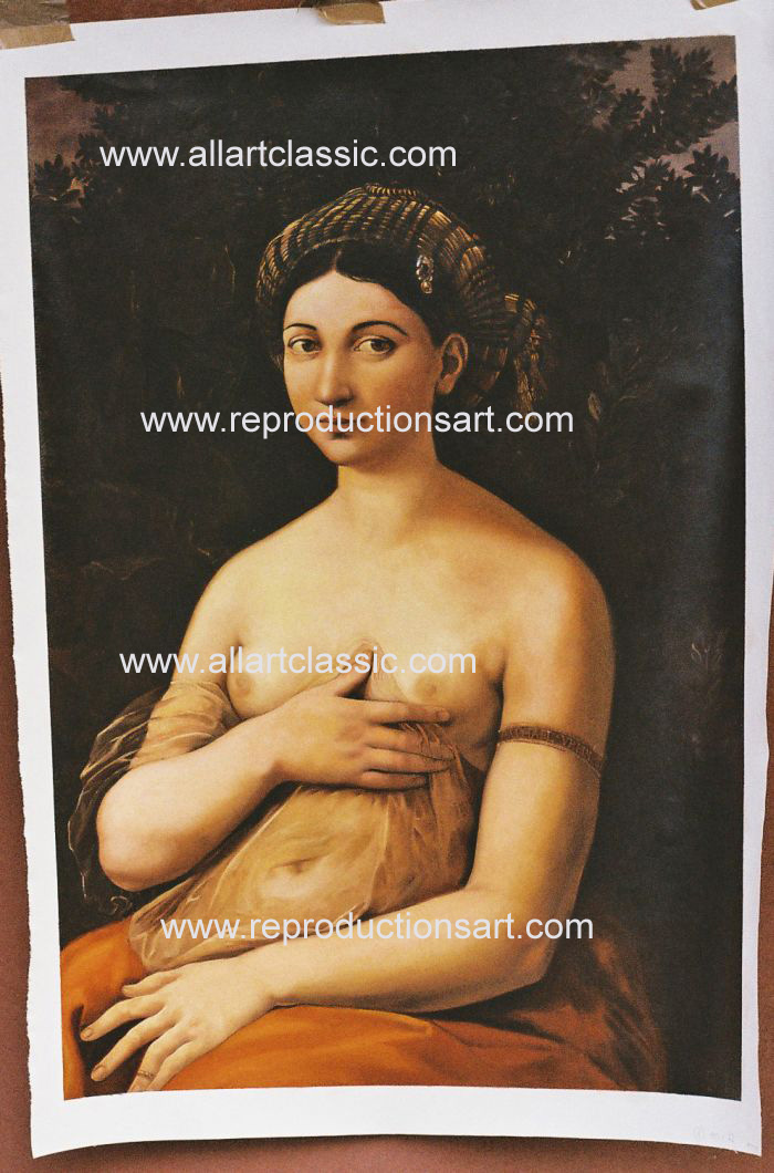 Raphael Painting Work sample