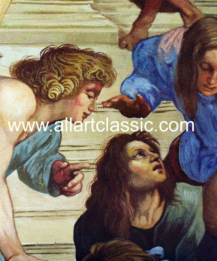 Oil Painting Reproductions Raphael Paintings Reproductions