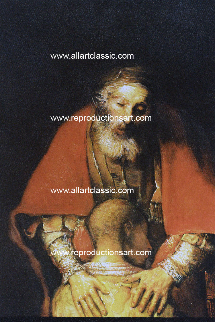 Art Reproductions Rembrandt-oil-painting_K_A. Our Oil Painting Reproduction -Zoom Details