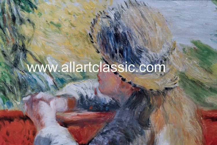 Oil Painting Reproductions Pierre Auguste Renoir