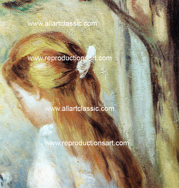 Oil Painting Reproductions Auguste Renoir