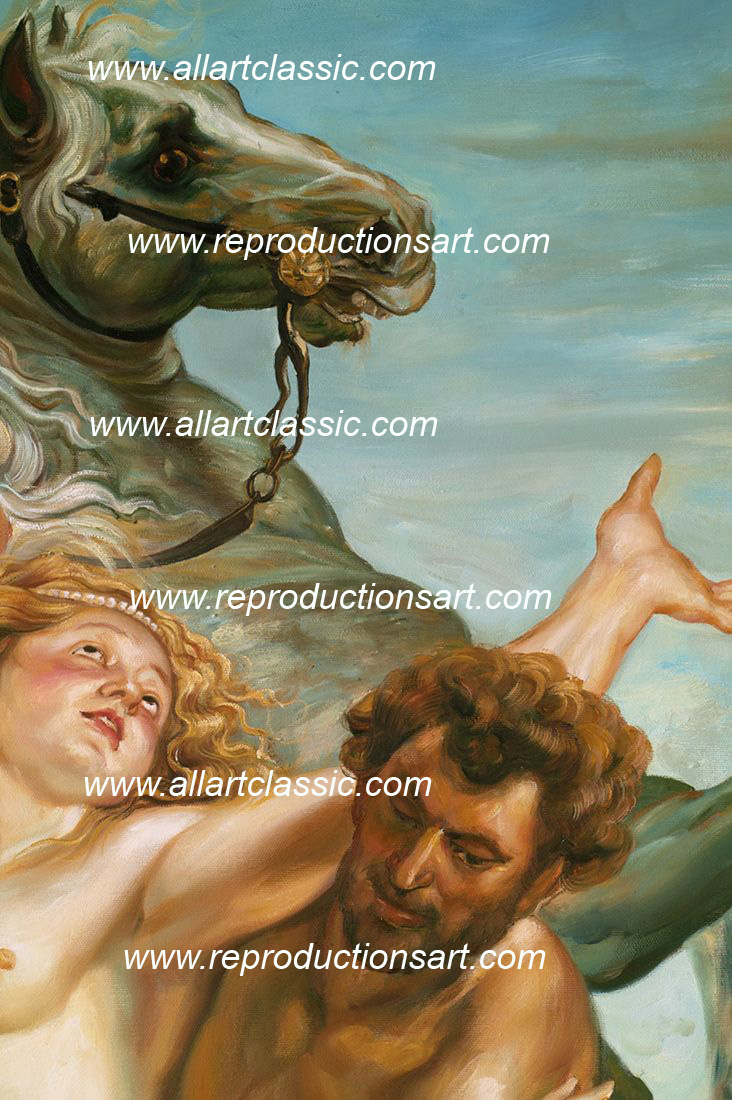 Oil Painting Reproductions Peter Paul Rubens