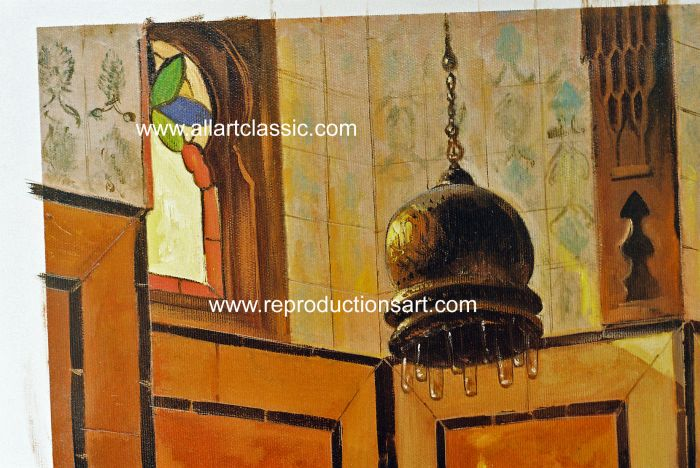 Oil Painting Reproductions Rudolf Ernst Paintings