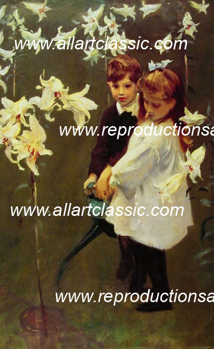 Sargent Painting Work sample