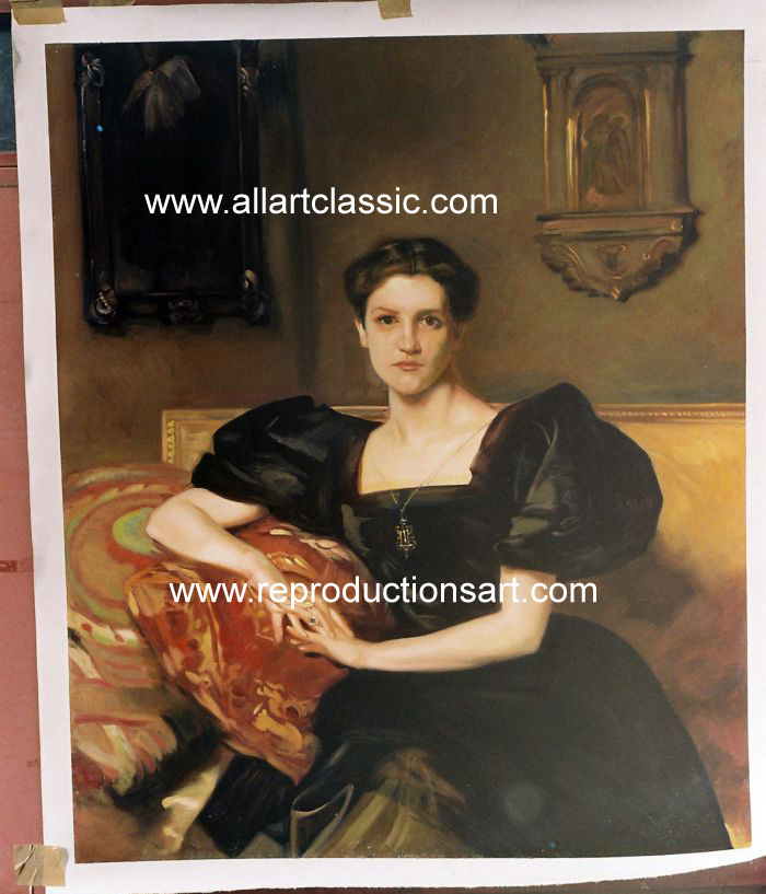 Oil Painting Reproductions of John Singer Sargent Painting