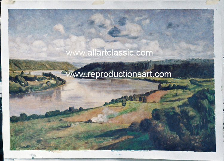 Steele Painting Work sample