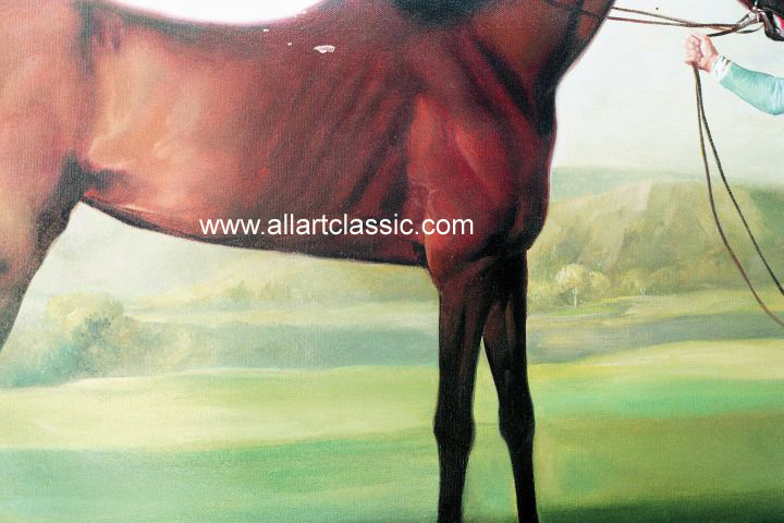 Oil Painting Reproductions George Stubbs