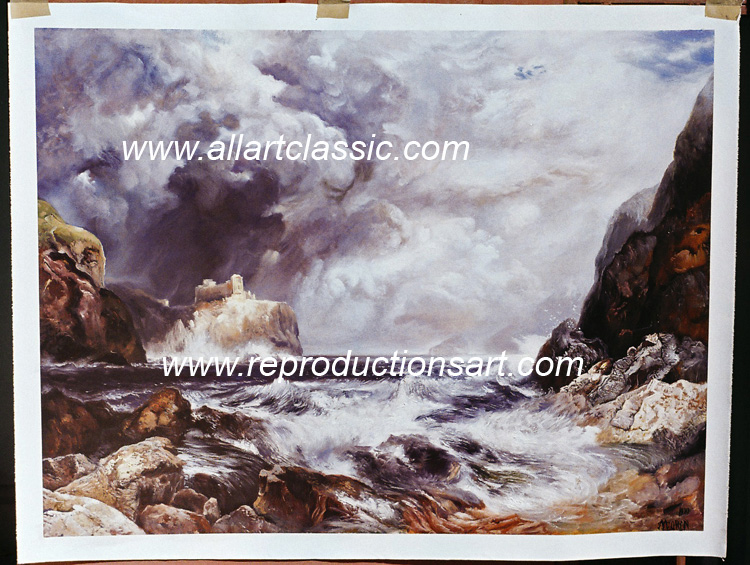 Oil Painting Reproductions of Thomas Moran
