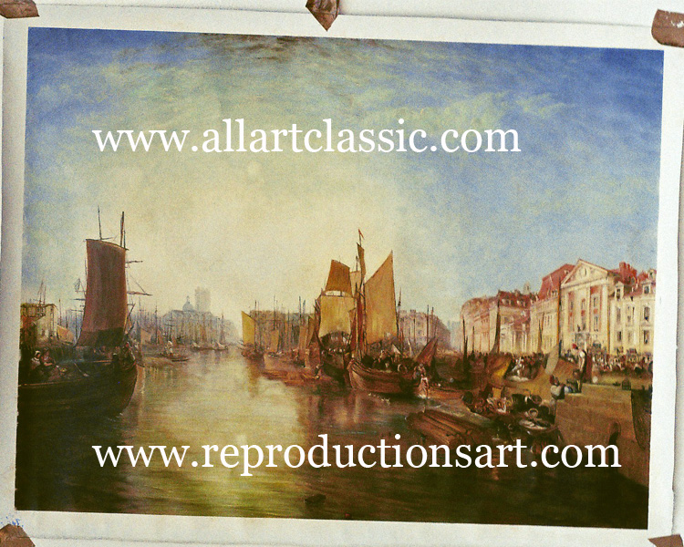 Joseph Mallord William Turner Painting Work sample