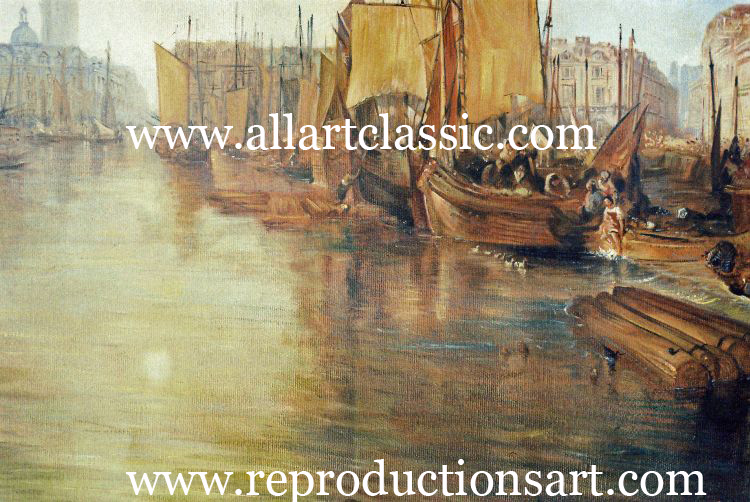 Oil Painting Reproductions Joseph Mallord William Turner Paintings