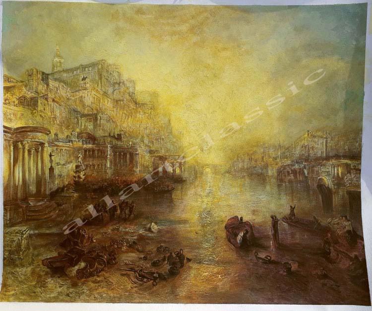Turner Painting Work sample