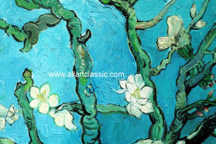 Art Reproductions Van_Gogh_111N_B. Our Oil Painting Reproduction -Zoom Details