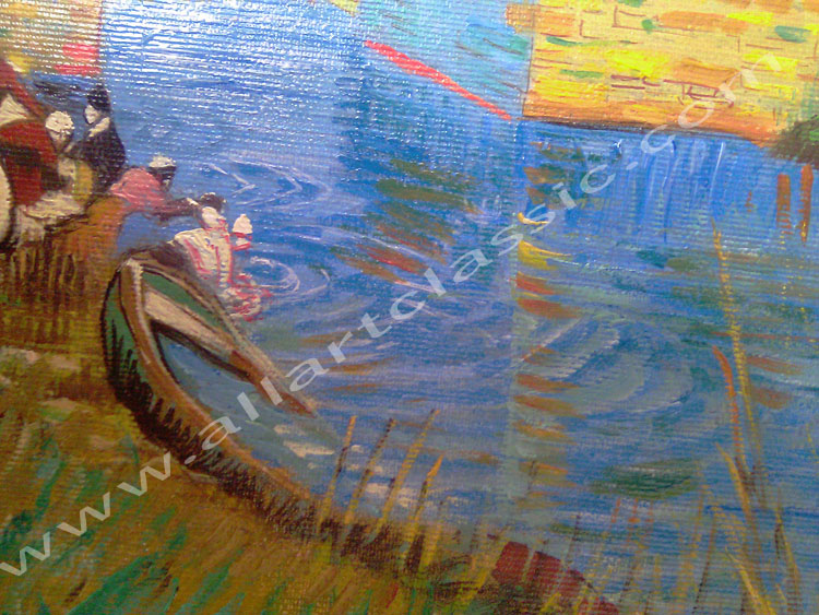 Oil Painting Reproductions Vincent Van Gogh