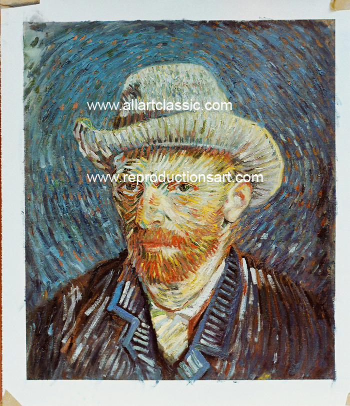 Van Gogh Painting Worksample