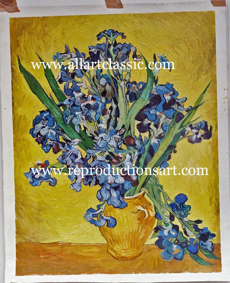 Van Gogh Painting Work sample