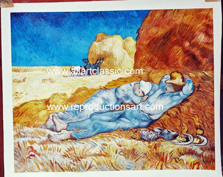 Van Gogh Painting Worksample
