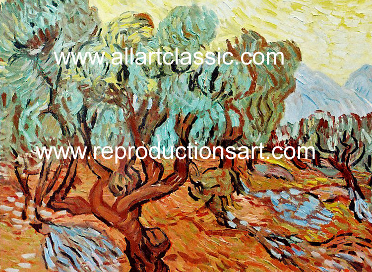 Oil Painting Reproductions Vincent van Gogh Paintings Reproductions