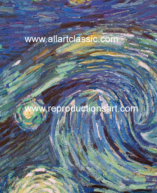 Oil Painting Reproductions Vincent van Gogh Reproductions