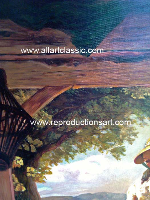 Oil Painting Reproductions James Waite
