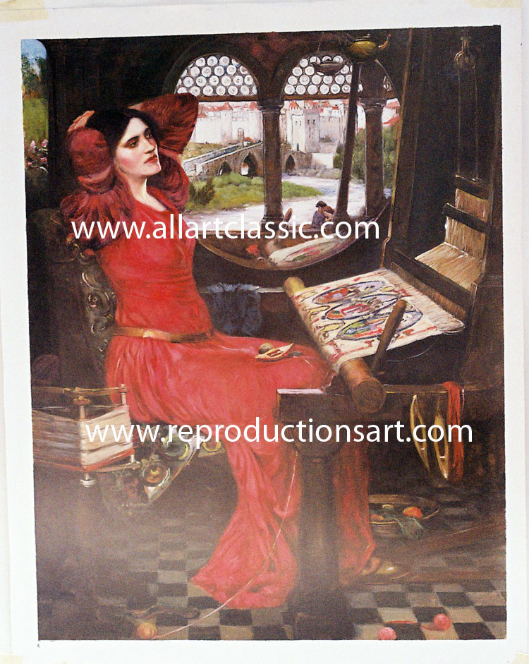 Oil Painting Reproductions of John William Waterhouse