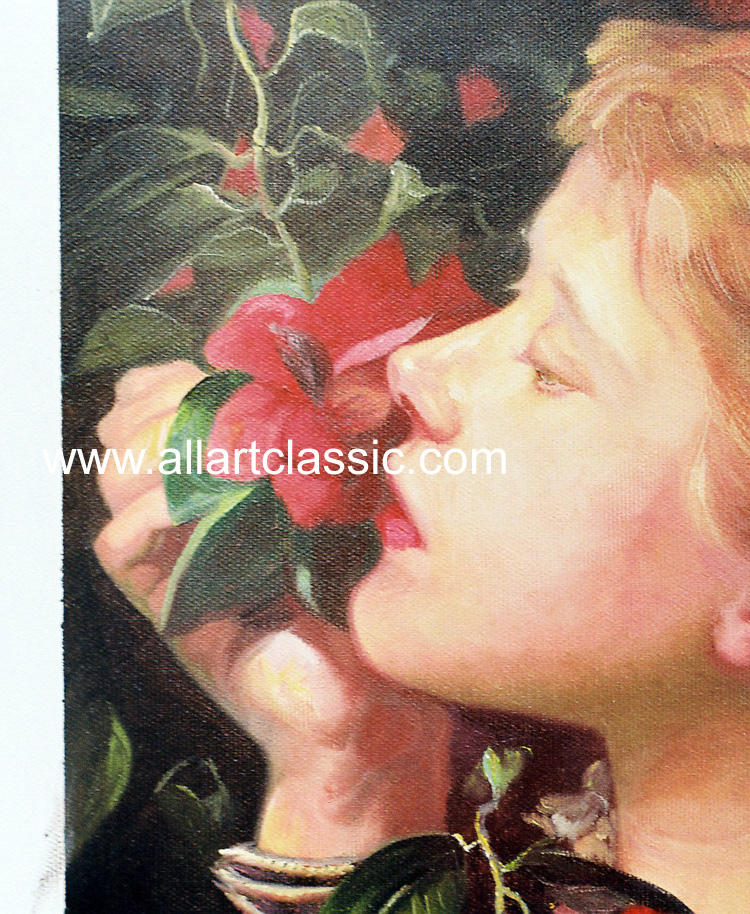 Oil Painting Reproductions George Frederick Watts Paintings