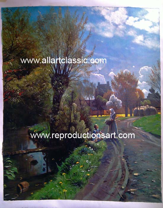 Monsted Painting Work sample