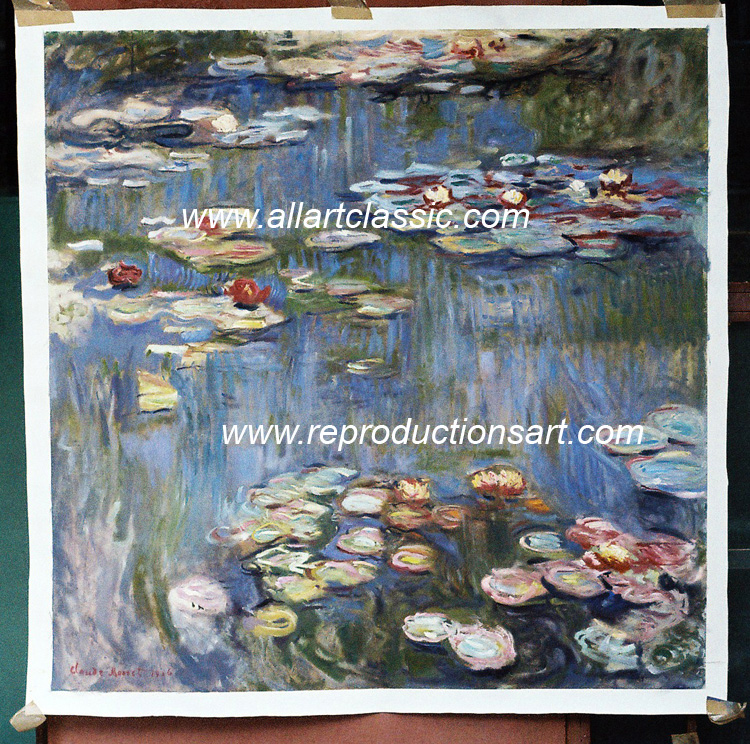 Oil Painting Reproductions of Claude Monet Paintings