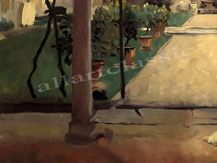 Oil Painting Reproductions John Singer Sargent