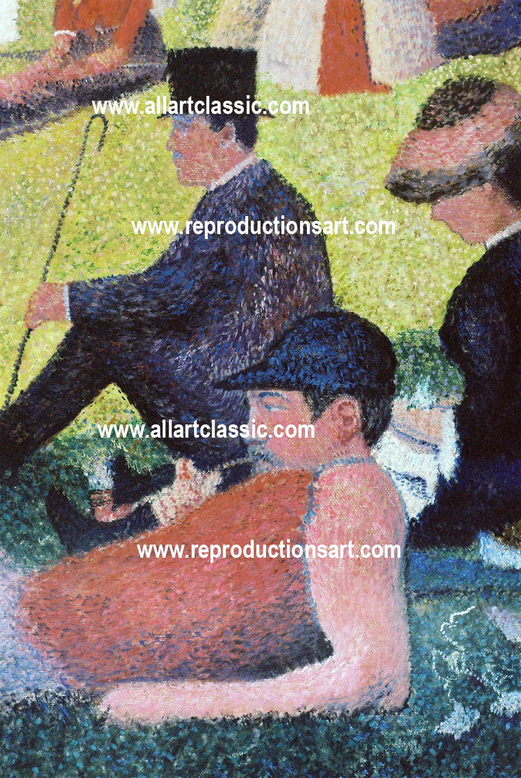 Oil Painting Reproductions George Seurat